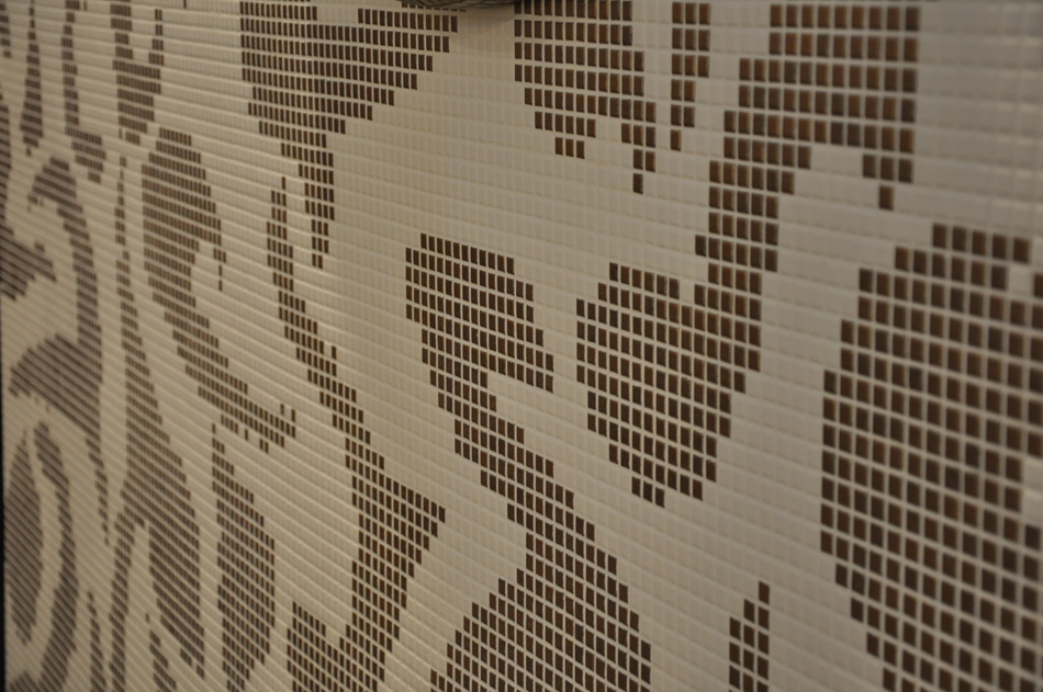 Showroom Appiani Mosaics for swimming pool