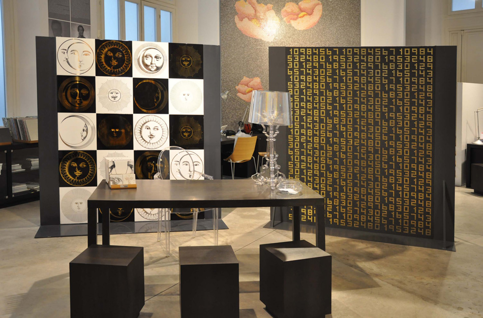 Showroom Appiani Artistic Mosaic Appiani Swimming pool mosaics and bathroom mosaic tiles